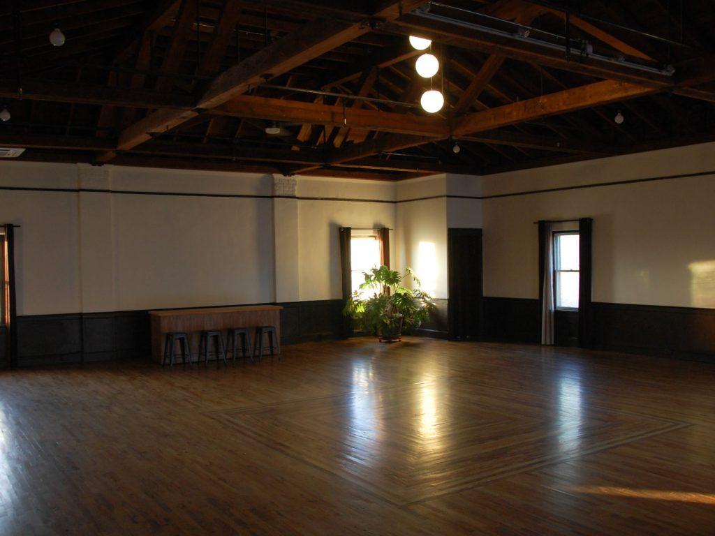 baker building ballroom