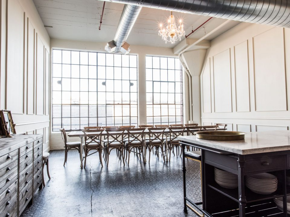 Tendue Portland Event Space on AVVAY